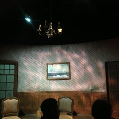 Photo taken at Cutting Ball Theater by Rose A. on 3/30/2013