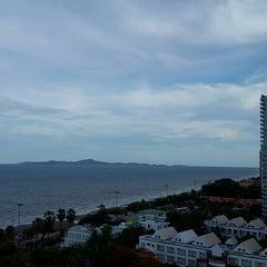 Photo taken at Sigma Resort Jomtien Pattaya by Giggabyte S. on 7/12/2015