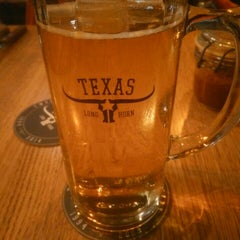 Photo taken at Texas Longhorn by Michael M. on 11/6/2015
