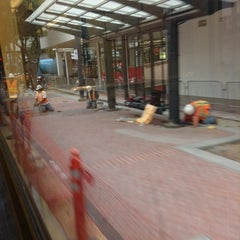 Photo taken at 5th Ave Trolley Station by Rogelio N. on 3/27/2013