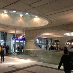 Das Foto wurde bei Bahnhof Wien Mitte von Hr Knæcke am 5/3/2013 aufgenommen