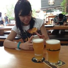 Photo taken at JiBiru Craft Beer Bar by Johan P. on 1/6/2013