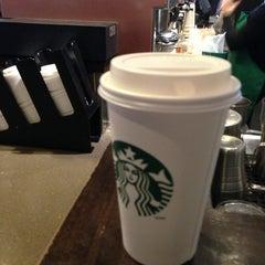 Photo taken at Starbucks by manjari on 3/31/2013