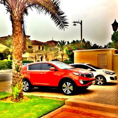 Photo taken at Palm Jumeirah Frond C by Roman B. on 5/9/2013