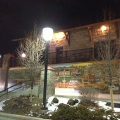 Photo taken at RTD Downtown Littleton Station by Jean M. on 1/31/2013
