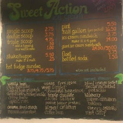 Photo taken at Sweet Action Ice Cream by Steven S. on 6/26/2013