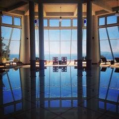 Photo taken at Kempinski Hotel Barbaros Bay by melissa w. on 3/24/2013