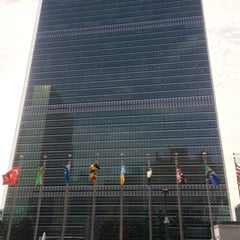 Photo taken at United States Mission to the United Nations by ラセツ on 8/1/2014