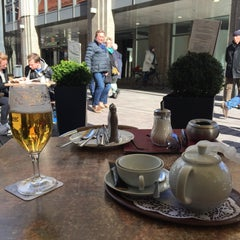 Photo taken at Wiener Caféhaus by Viktoria K. on 4/3/2015
