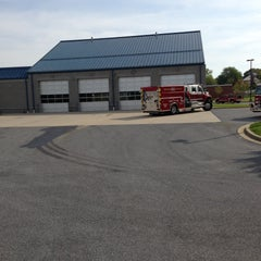 Photo taken at New Windsor Volunteer Fire Company - Co 10 by Geoffrey B. on 4/28/2013