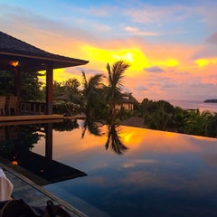 Photo taken at Andara Resort Villas Phuket by Milla D. on 10/26/2014