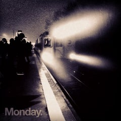 Photo taken at Metro North - Southeast Train Station by Matthew S. on 2/6/2013
