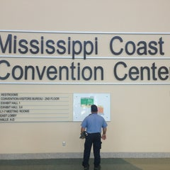 Photo taken at Mississippi Coast Coliseum & Convention Center by Mike K. on 7/18/2013