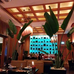 Photo taken at basil Restaurant by P R A S E R T on 12/3/2014