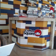Photo taken at Coffee Square Providencia by Carlos V. on 5/12/2013