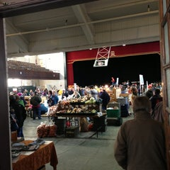 Photo taken at Burlington Winter Farmer's Market by Lester G. on 2/16/2013