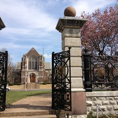 Photo taken at Tower Grove Park by Elina R. on 4/13/2013