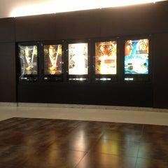 Photo taken at GNC Cinemas by Felipe A. on 1/3/2013