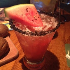 Photo taken at Outback Steakhouse by Heather H. on 7/25/2012