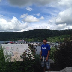 Photo taken at Village of Cooperstown by jen M. on 7/4/2014