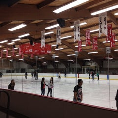 Photo taken at Hunt Arena by Grazi M. on 1/24/2014