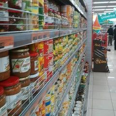 Photo taken at Hypermarket Nr. 1 by Sergiu T. on 6/8/2013