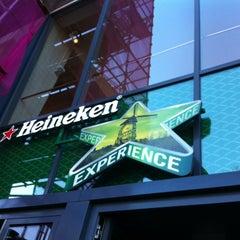 Photo taken at Heineken Experience by Amanda T. on 4/6/2013