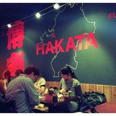Photo taken at Hakata Tonton by Lori L. on 1/1/2013
