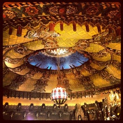 Photo taken at Fox Theatre by James S. on 3/26/2013