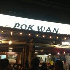 Photo taken at Pok Wan Kopitiam by Winnie T. on 3/20/2013