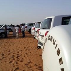 Photo taken at Safari Desert Camp by Lama A. on 6/10/2013