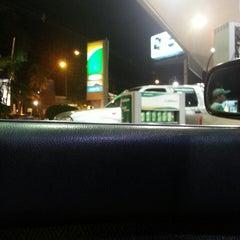 Photo taken at Petrobras by Lourdes R. on 5/2/2013