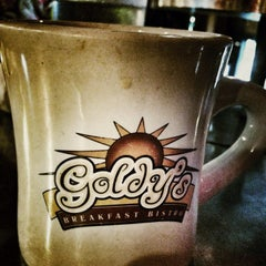 Photo taken at Goldy's Breakfast Bistro by skinny_cyclist on 6/17/2013