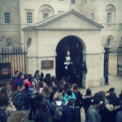 Photo taken at Horse Guards Parade by Alex S. H. on 5/13/2013