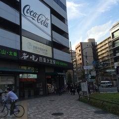 Photo taken at 四条大宮交差点 by キャンタロー 瀬. on 10/26/2014