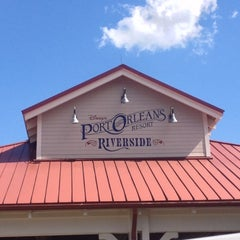 Photo taken at Disney's Port Orleans Riverside Resort by Charles V. on 9/29/2012
