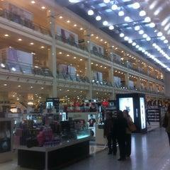 Photo taken at El Corte Inglés by Manel M. on 10/24/2012