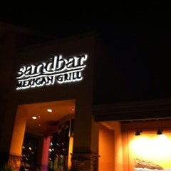 Photo taken at Sandbar Mexican Grill by Niraj B. on 6/11/2013