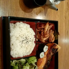 Photo taken at eat TOKYO by Atheer S. on 7/11/2015