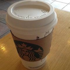 Photo taken at Starbucks by Jodi M. on 5/2/2013