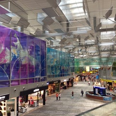 Photo taken at Singapore Changi Airport (SIN) by eng7md on 11/16/2013