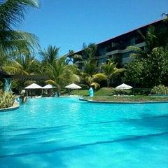 Photo taken at Marulhos Muro Alto Resort by larissa r. on 4/6/2013