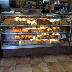 Photo taken at Almas Bakery and Deli by Tim B. on 11/2/2012