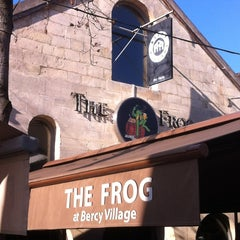 Photo taken at The Frog at Bercy Village by Renaud F. on 2/18/2013