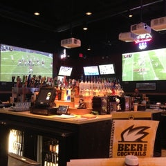 Photo taken at Buffalo Wild Wings by Ben on 12/16/2012