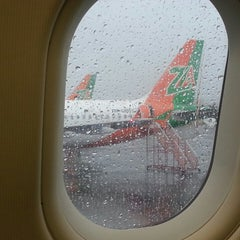 Photo taken at Ninoy Aquino International Airport (MNL) Terminal 4 by Ian Irving B. on 9/15/2013