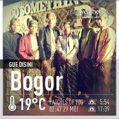 Photo taken at Bogor by soepri B. on 5/28/2013