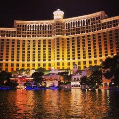 Photo taken at Bellagio Hotel & Casino by Rahul W. on 6/24/2013