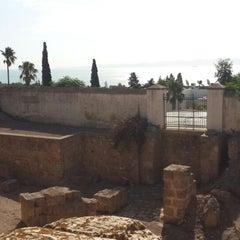 Photo taken at Carthage National Museum I Le musée national de Carthage I المتحف الوطني بقرطاج by Katya M. on 8/17/2014