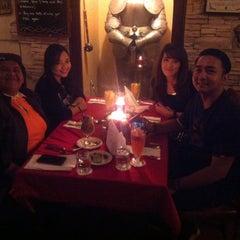 Photo taken at George & Dragon Café by Nurnadia Jimain F. on 6/24/2015